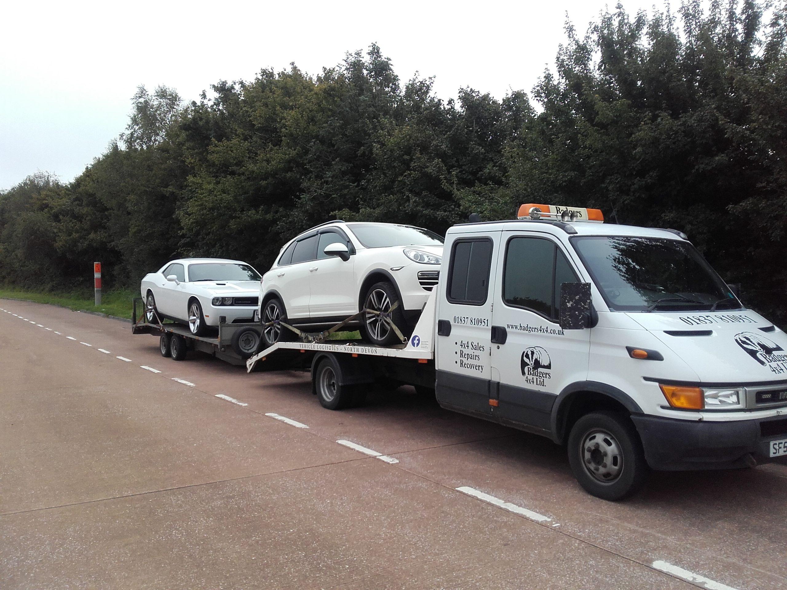 UK Vehicle Recovery